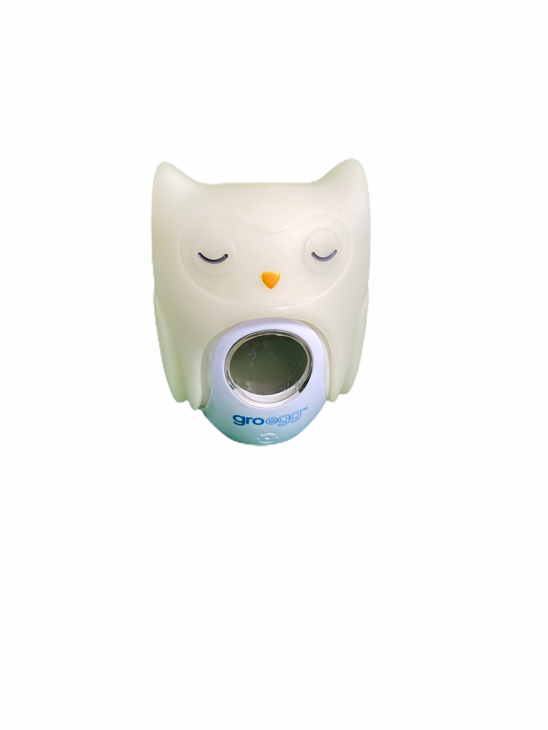 Grow Egg Owl Room Thermometer
