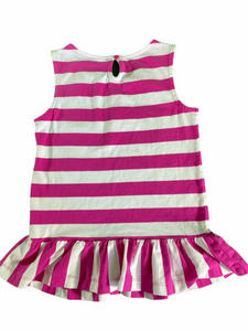 Gymboree Pink Stripe Tunic NWT (4 Girls)