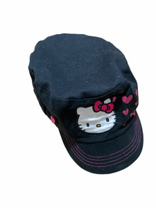 Sanrio Black Hello Kitty Hat (4/16 Girls)