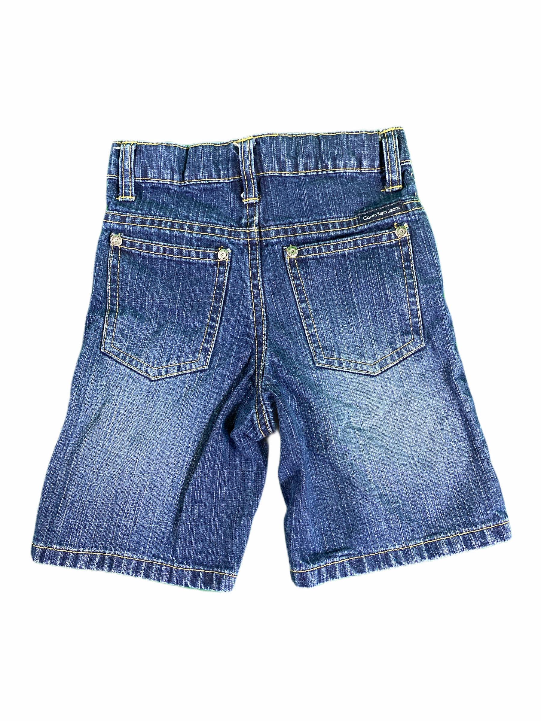 Calvin Klein Denim Shorts (3T Boys)