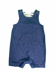 Gap Navy Romper (12/18M Boys)