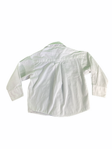 Van Heusen White Button-Down (2T Boys)