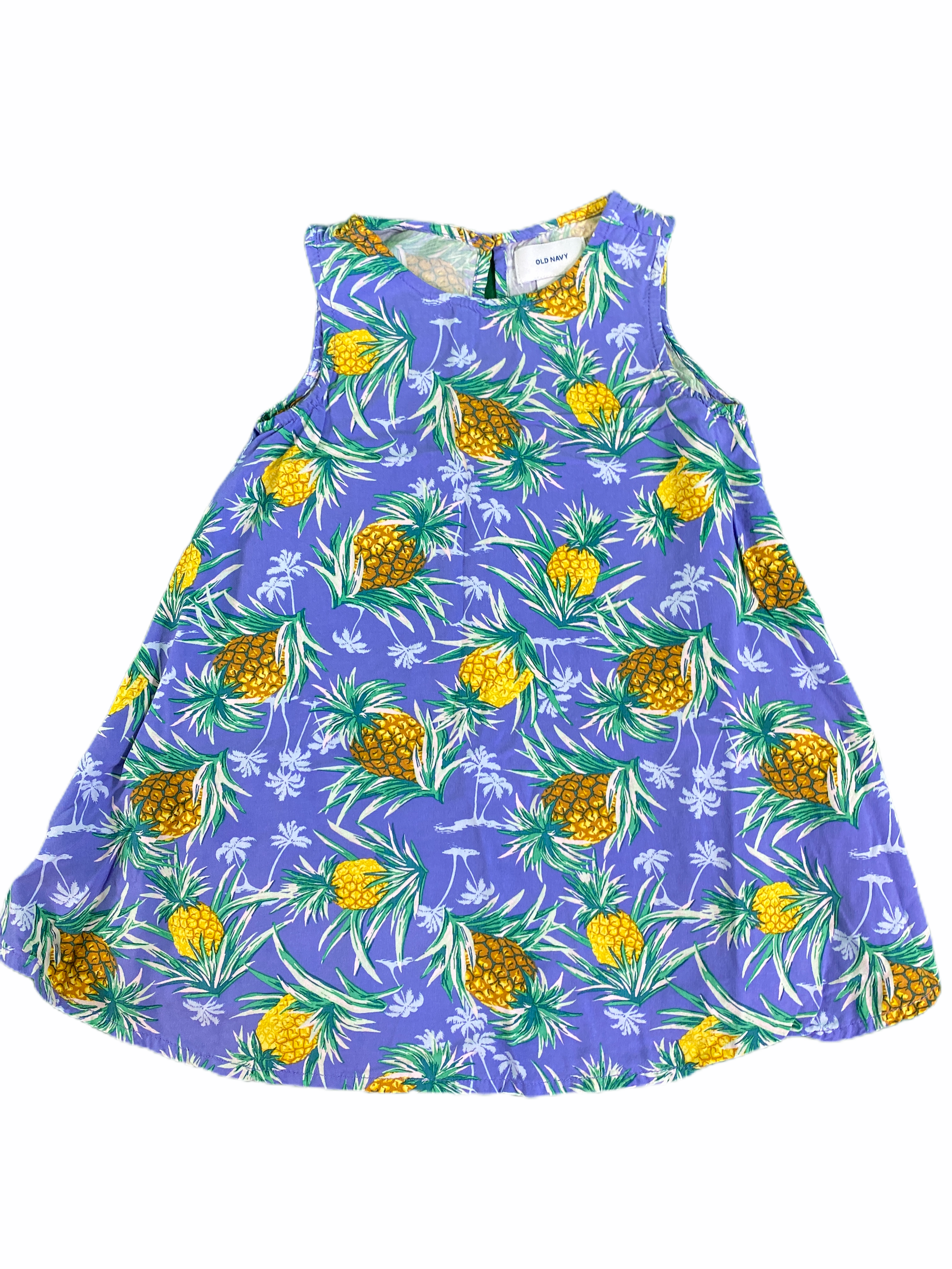 Old Navy Pineapple Dress (2T Girls)
