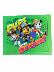 "Paw Patrol ""Pups to the Rescue"" Puzzle"