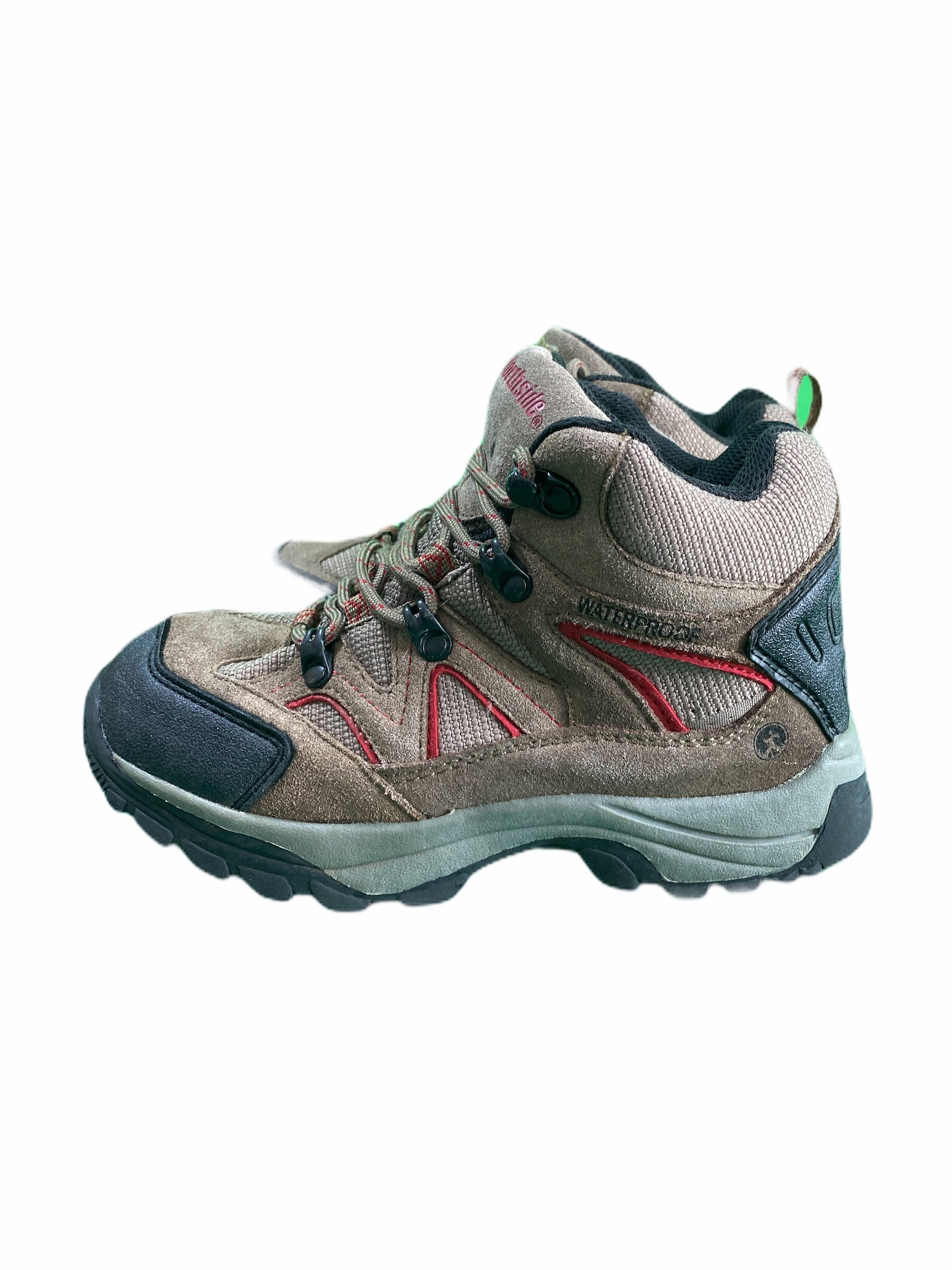 Northside Brown Hiking Boots (Size 5Y)