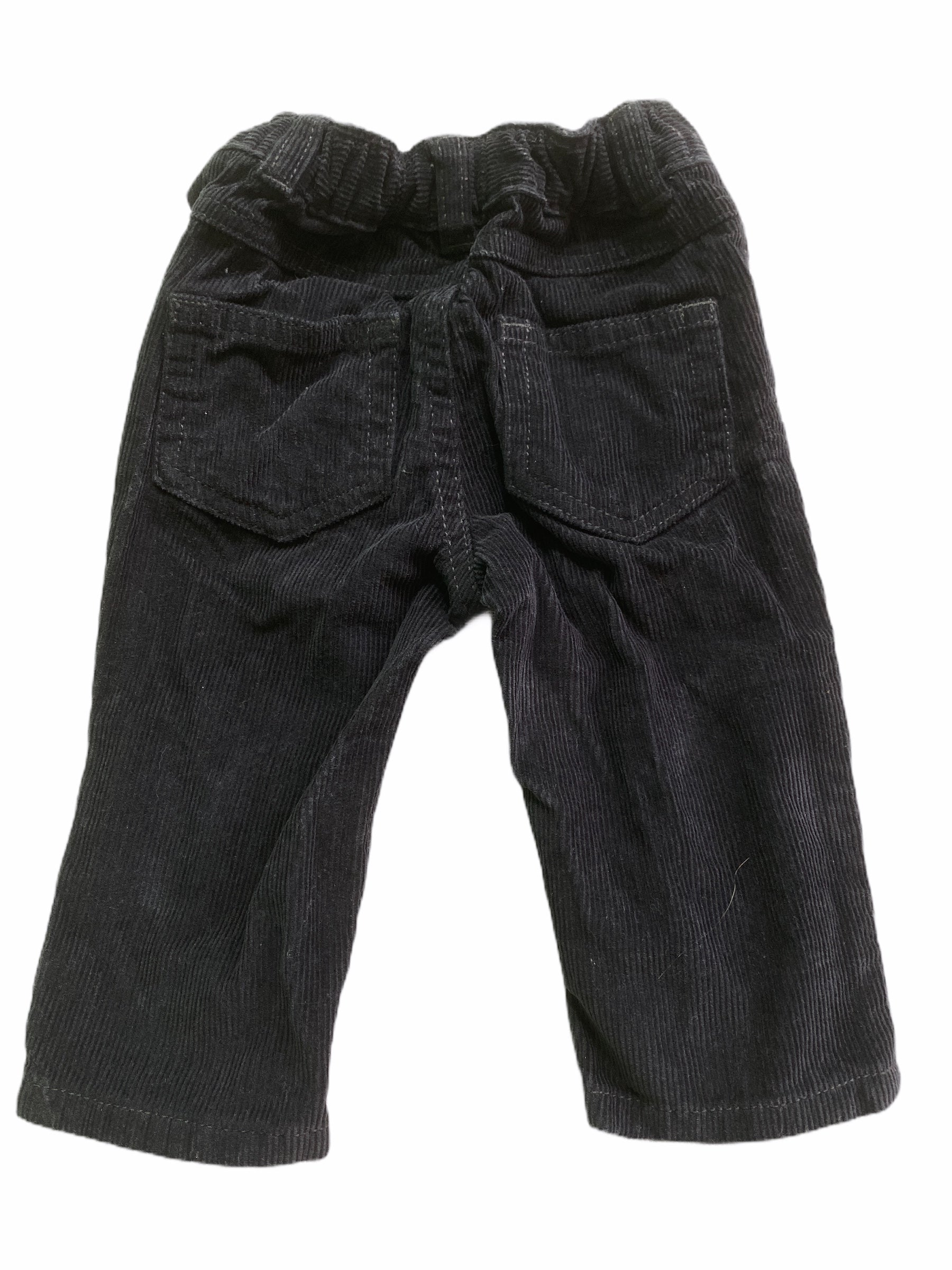 Carter's Black Cord Pant (6M Boys)