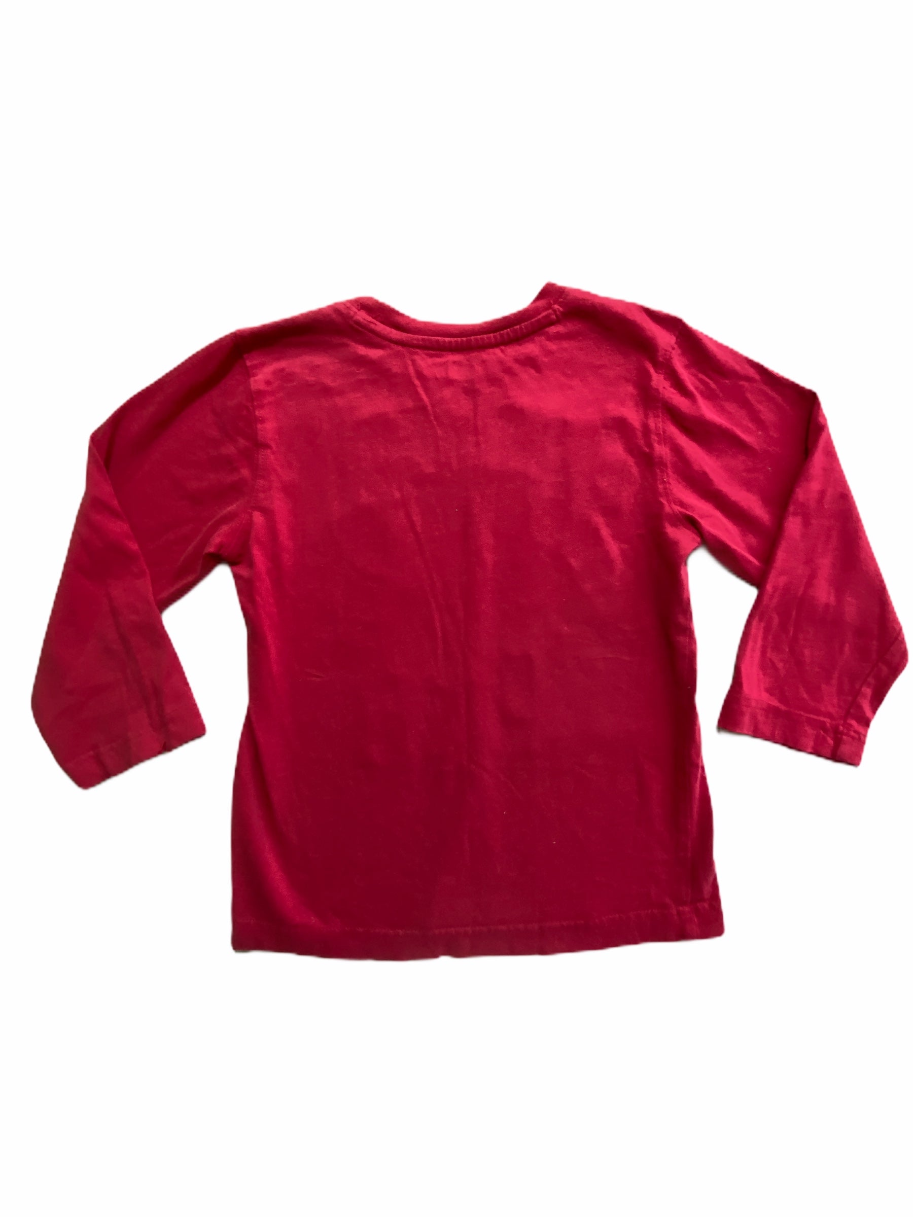 Crazy 8 Long Sleeve Red Dino Tee (4 Boys)