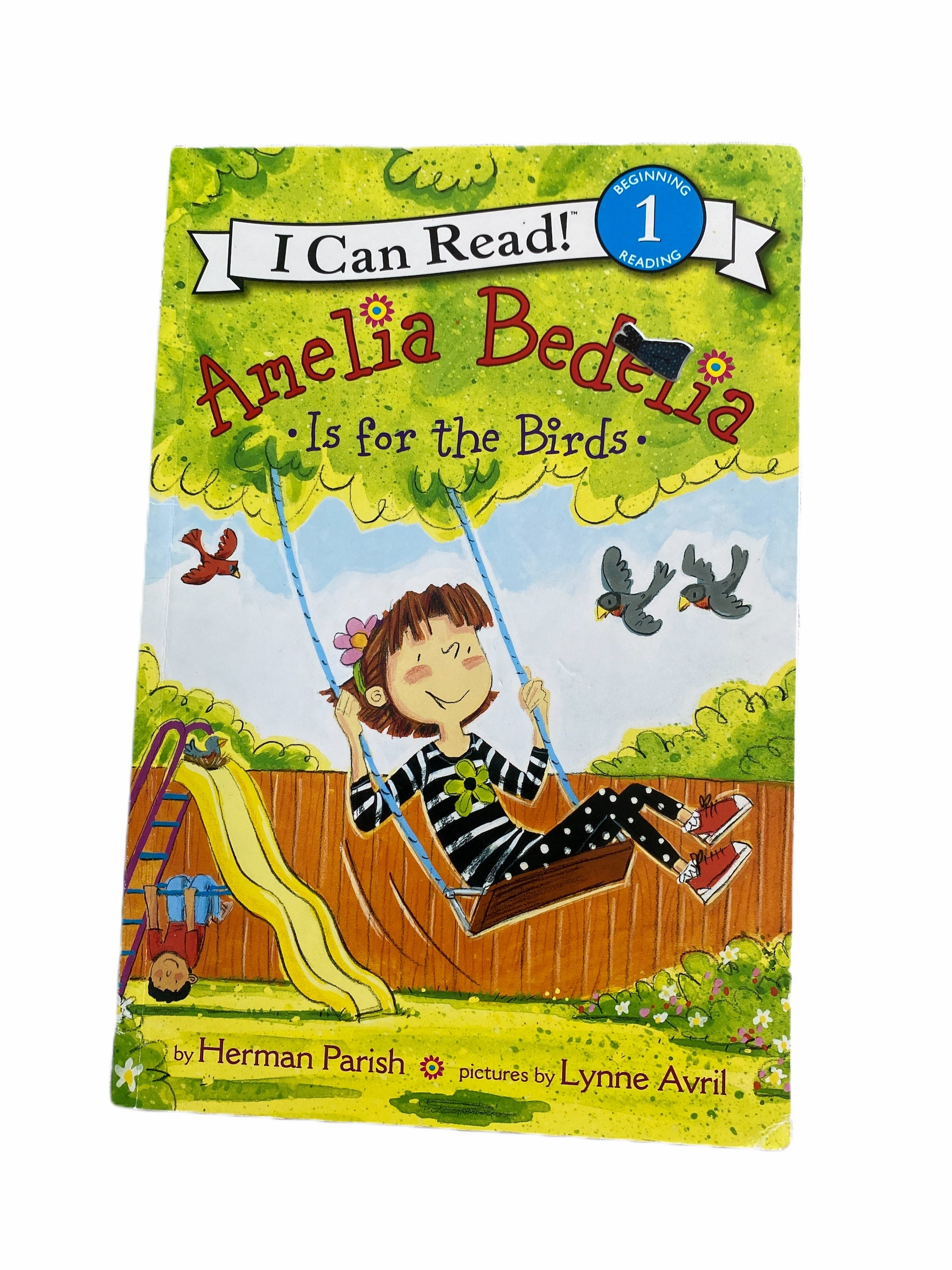 I Can Read Amelia Bedelia Is For The Birds Book