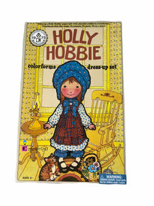 Holly Hobbie Color Forms Dress-Up Set