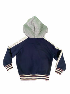 Zara Girls Navy Letterman Jacket (5 Girls)
