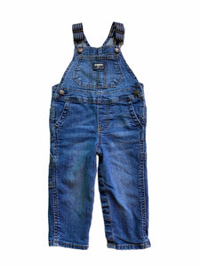 OshKosh Denim Overalls (18M Boys)