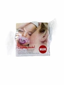NUK Pacifier NIB (Newborn Neutral)