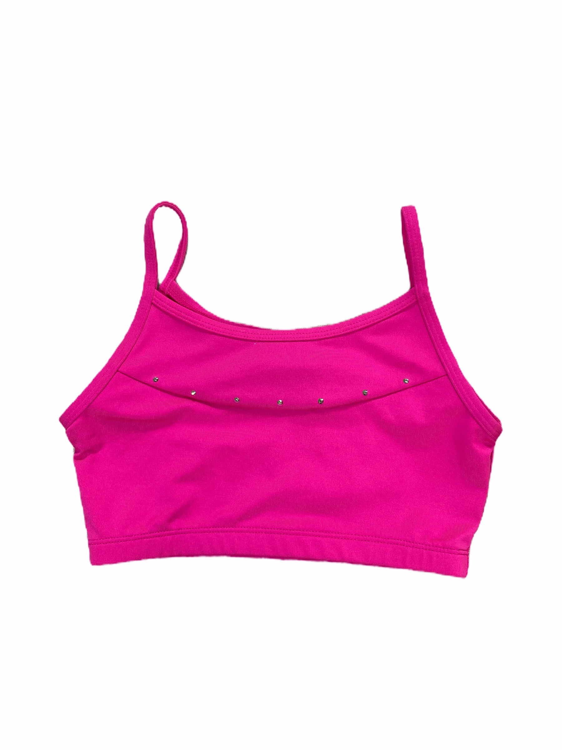 Freestyle Pink Dance Tank (7/8 Girls)