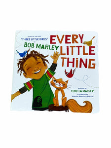 Every Little Thing Board Book