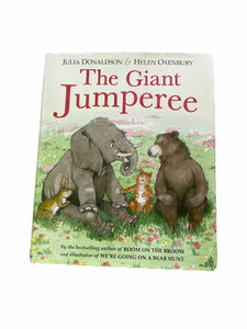The Giant Jumperee Board Book