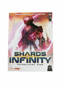 Ultra Pro Shards of Infinity Deckbuilding Game