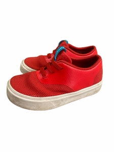 People Red Shoes (size 8)
