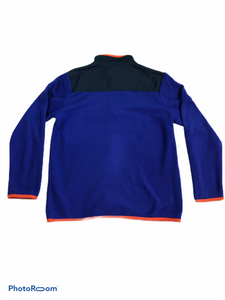 Old Navy Blue Fleece Jacket (14/16 Boys)
