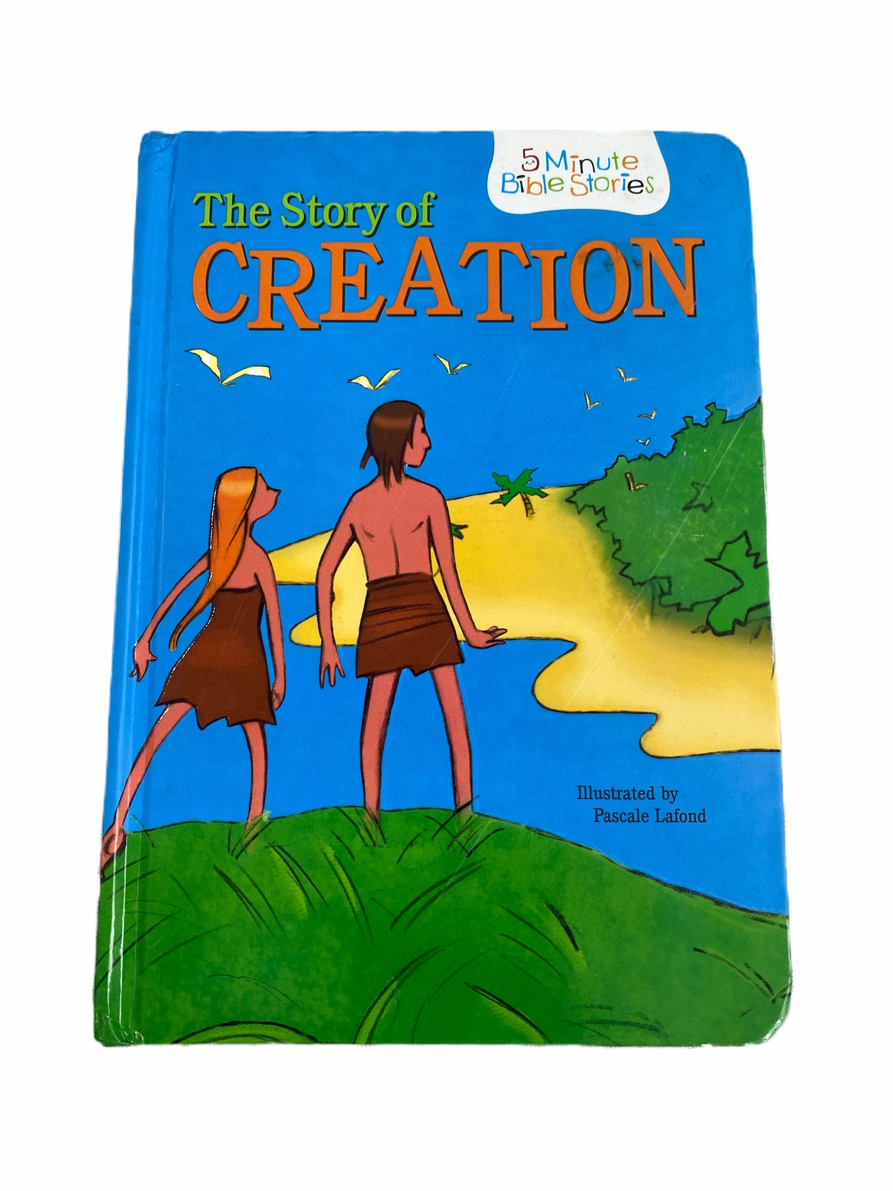 Bible Stories Creation Board Book