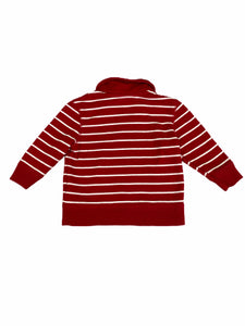 Cherokee Red Stripe Sweatshirt (18M Boys)