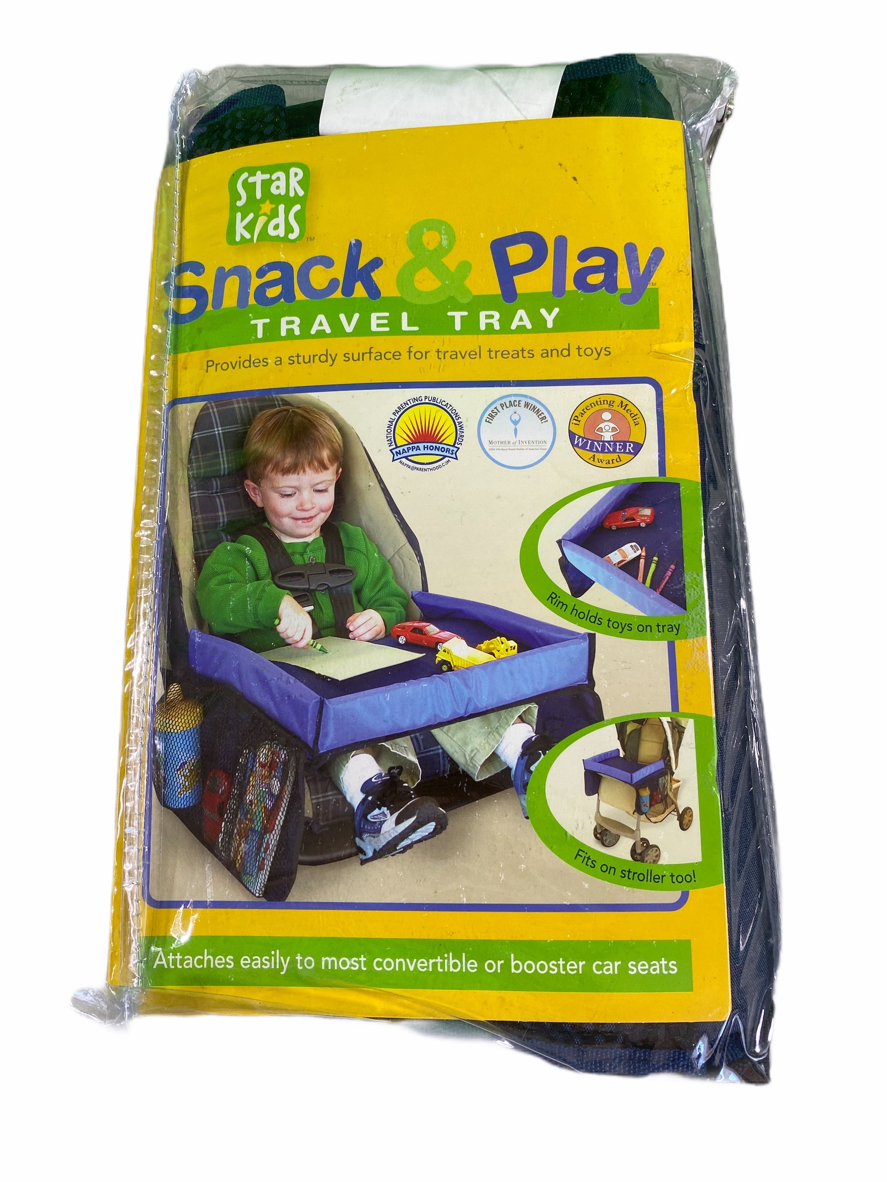 Star Kids Snack & Play Car Tray