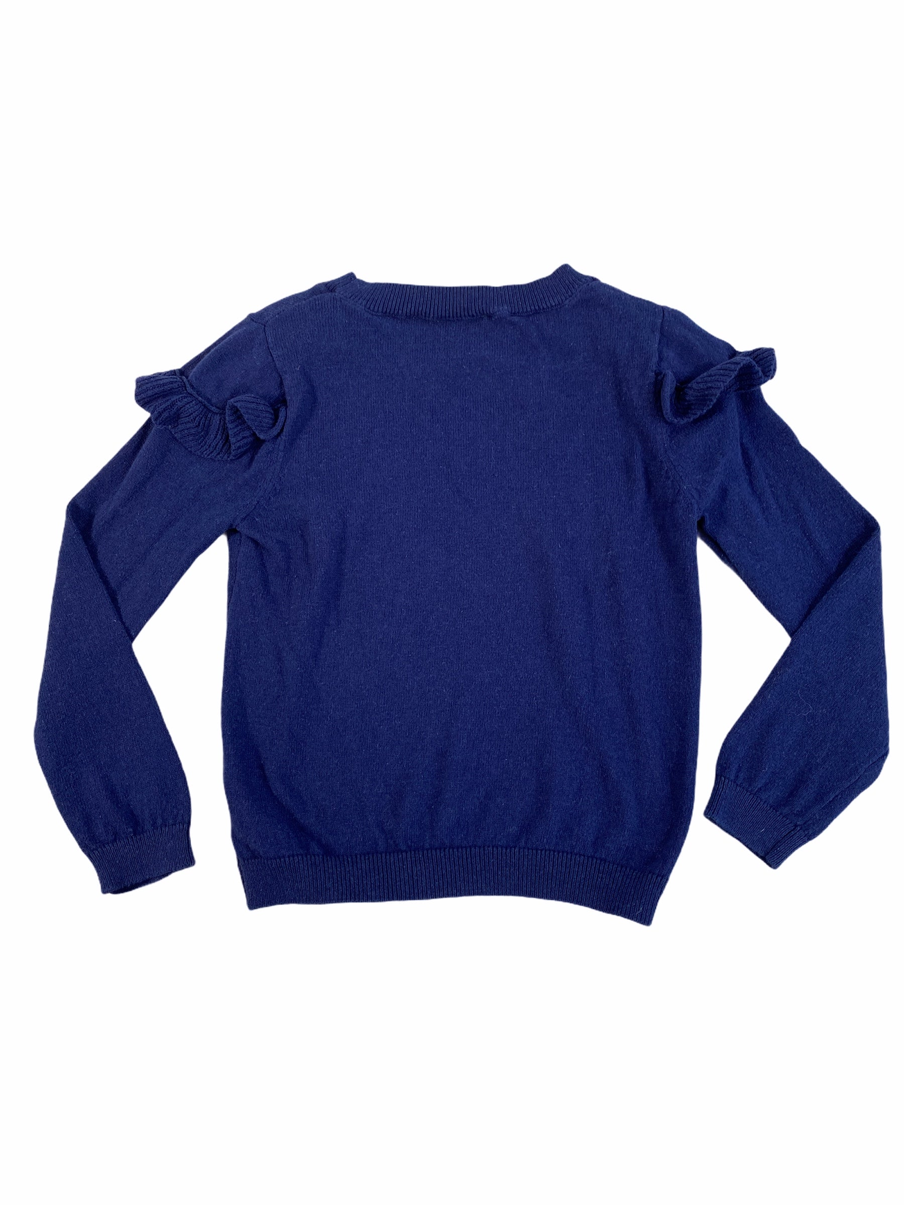 "Dip Navy ""Funday"" Sweater (5T Girls)"