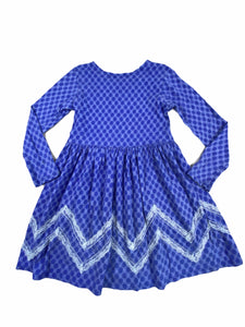 Jelly The Pug Blue Dress (10 Girls)