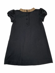 Janie & Jack Black Dress (4 Girls)