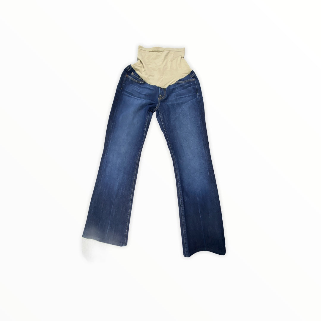 7 For All Mankind Full Panel Jeans (Maternity 10)