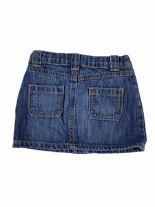 Old Navy Denim Skirt (3T Girls)