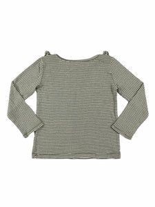Carter's Stripe Bear Top (5T Girls)