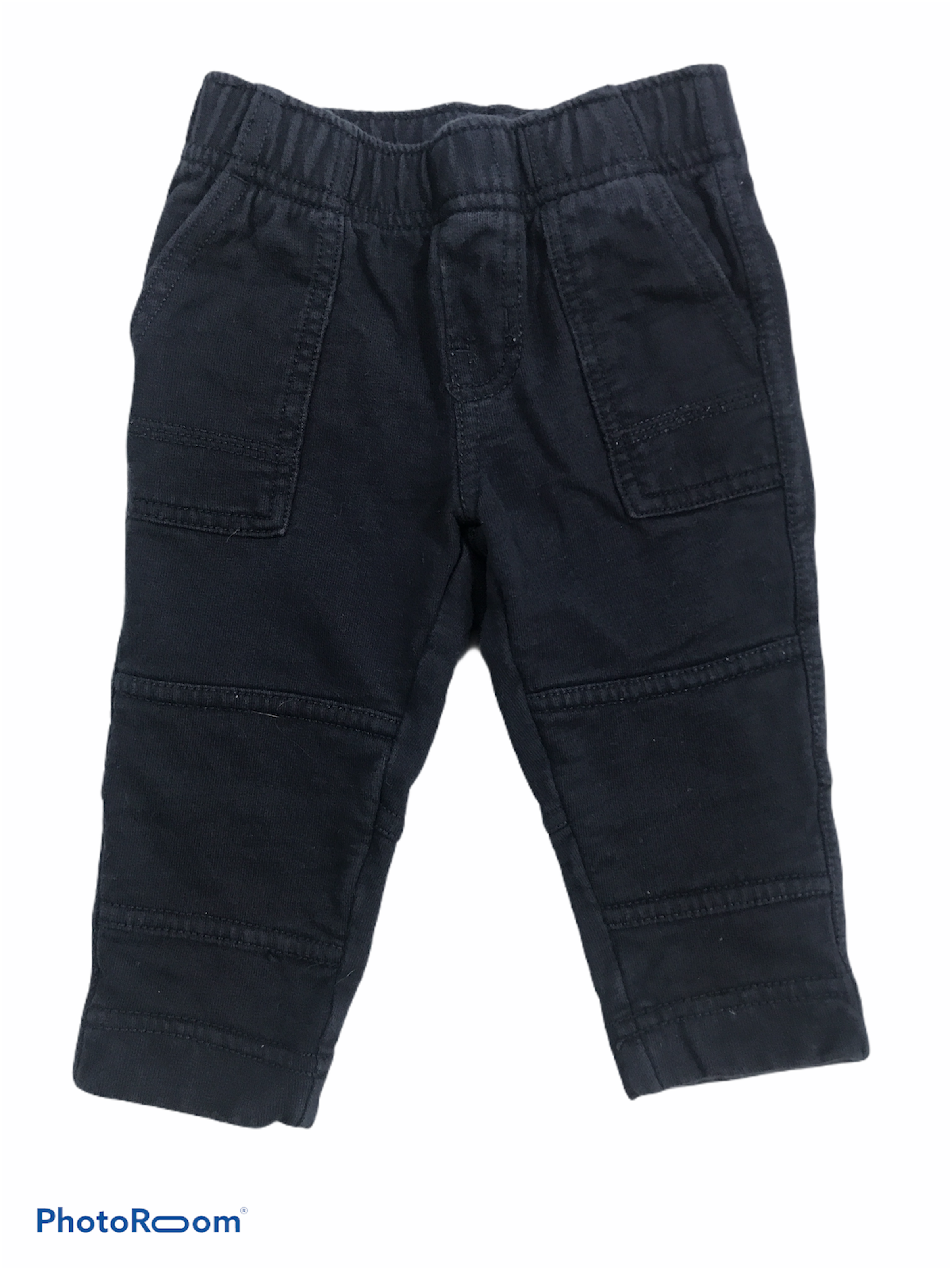 Tea Navy Pants (3/6M Boys)