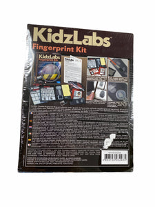 KidzLab Fingerprint Set NIB