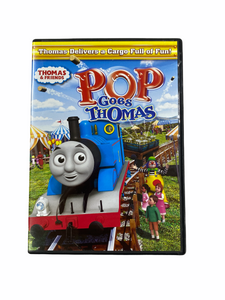 Thomas & Friends - Pop Goes Thomas DVD