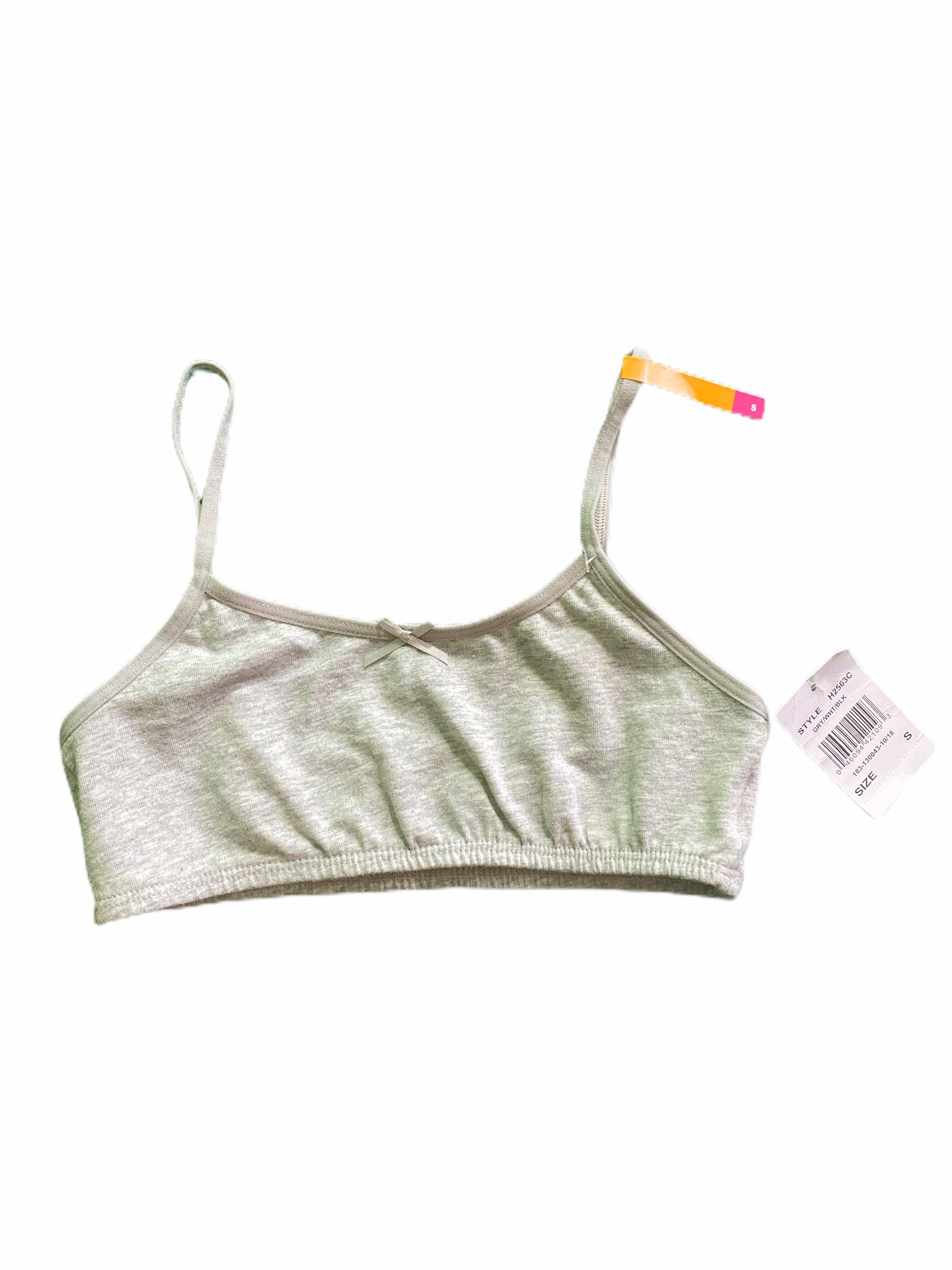 Madenform Gray Bralette (6/6X Girls)