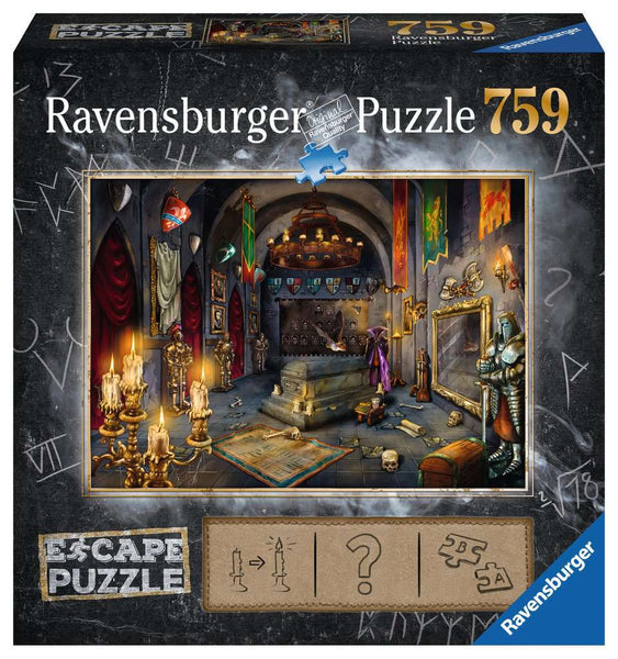 Ravensburger Escape Puzzle: Vampire's Castle