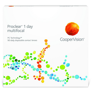 PROCLEAR - 1 DAY - MULTIFOCAL - COOPER - 90pk