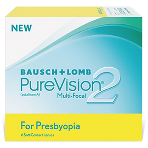 PUREVISION 2 - PRESBYOPIA B & L - MONTHLY