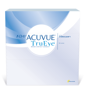 ACUVUE TRUEYE - 1 DAY - with Hydraclear - 90pk