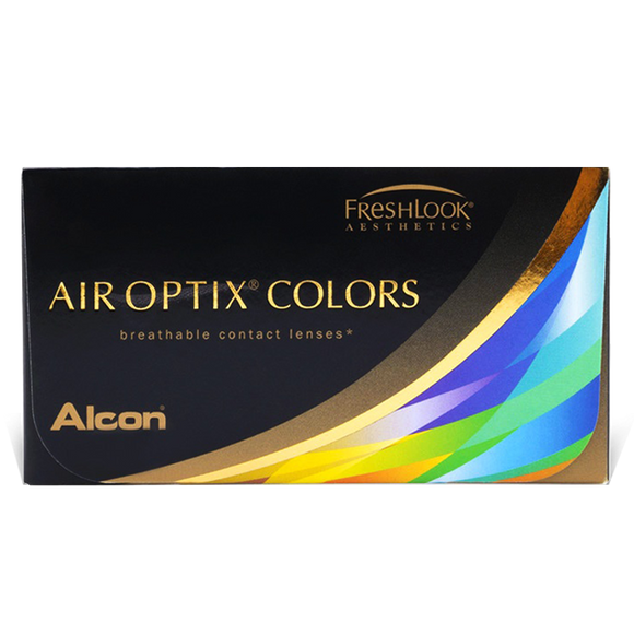 AIR OPTIX - COLORS - MONTHLY - 6pk