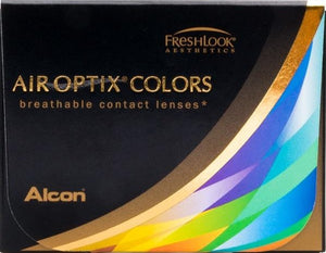 AIR OPTIX - COLORS - MONTHLY - 2pk
