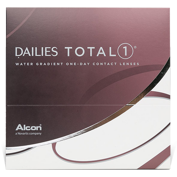 DAILIES - TOTAL 1 - ALCON - 90pk