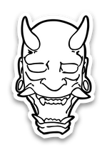 Load image into Gallery viewer, OniMade Oni Mask Charm