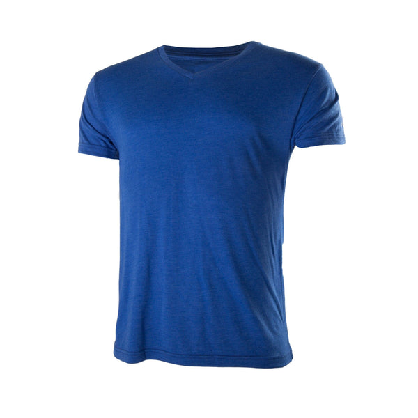Special Edition V neck in VIntage Blue