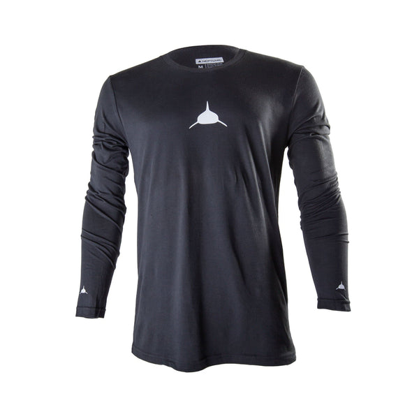 Neptunic Classic Long Sleeve in Dark Grey
