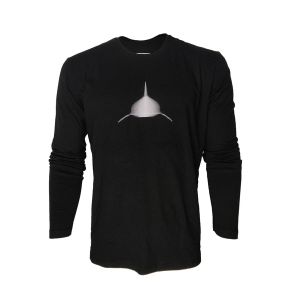 Neptunic Fader Long Sleeve in Black