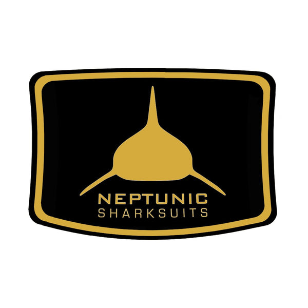 Neptunic Decal - Big Gold