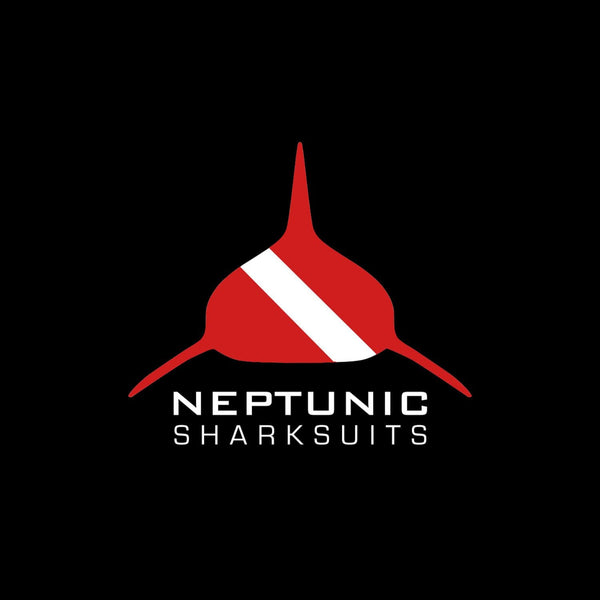 Neptunic Sharksuits- Dive Edition Decal