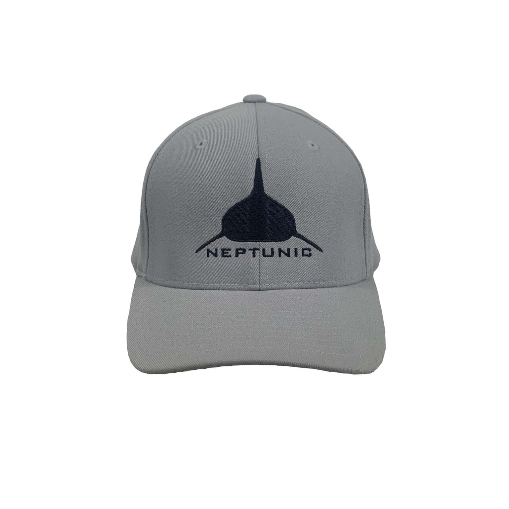 Neptunic Flexfit Performance Hat Grey