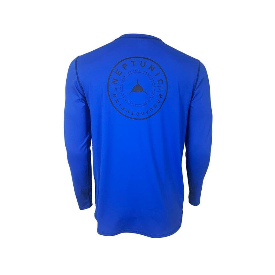 Men's Loose Fit Lycra in Royal Blue